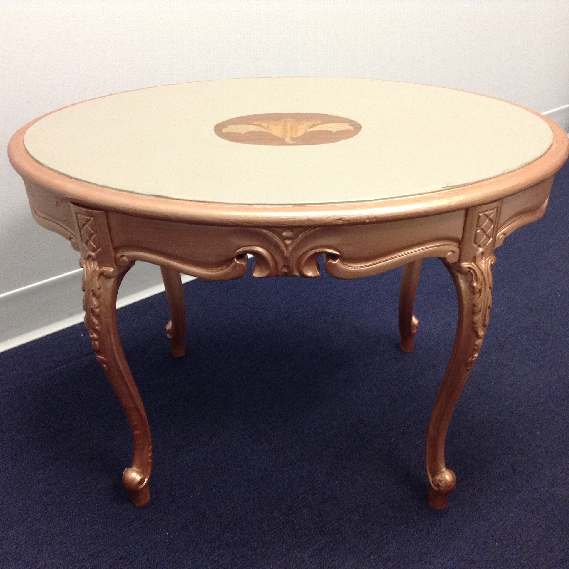 Rose Gold The Couture Collection! Table